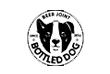 bottled dog
