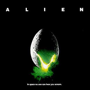"Os 40 anos do filme ""Alien"""